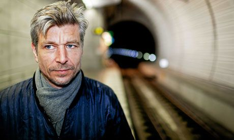 Karl Ove Knausgaard ... 'The point was not to please. It was to speak the truth. To write reality.' Photograph: Anders Hansson/Scanpix