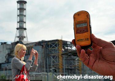 Чернобыль уровень радиации сегодня