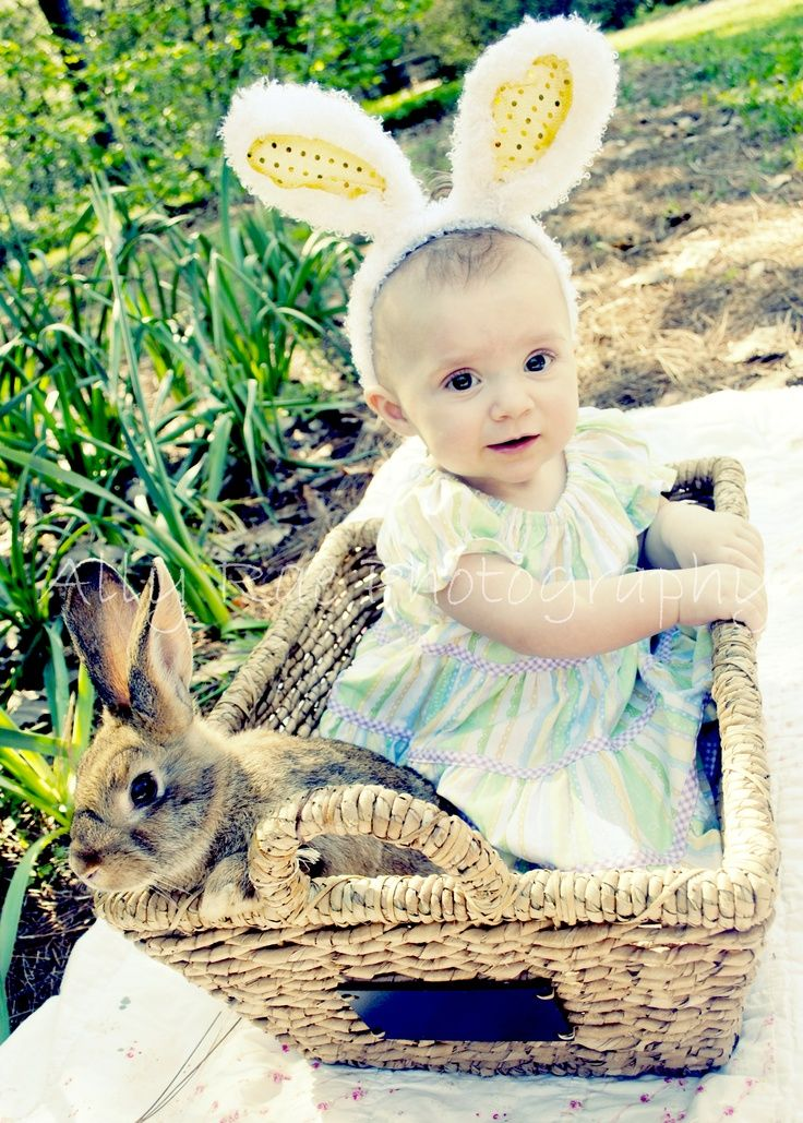 Kids Easter Pictures