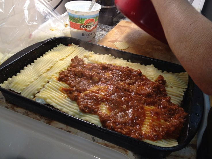 How to Cook Lasagne at Home