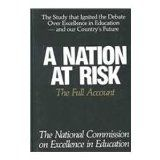 A Nation at Risk - Amazon