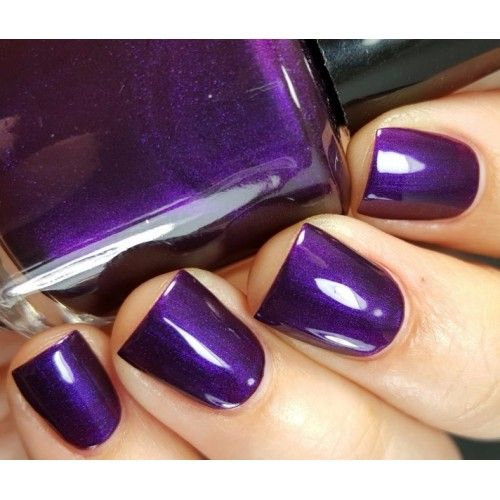 Illyrian Polish : Illyrian Polish For The Night Is Dark And Full Of Terror Shop here- www.color4nails.com Worldwide shipping available