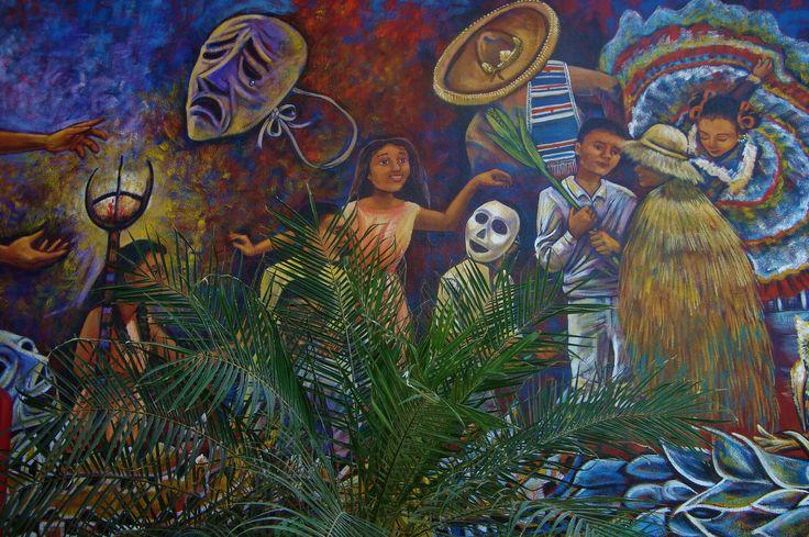 17 best images about cihuatl n jalisco on pinterest for El mural jalisco