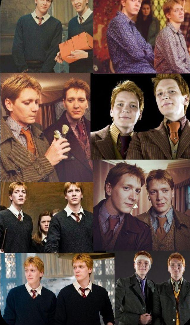 Weasley Twins Wallpaper Weasley Twins George Weasley Aesthetic Weasley Aesthetic