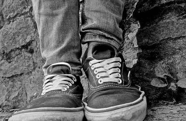 Odeur dans les chaussures