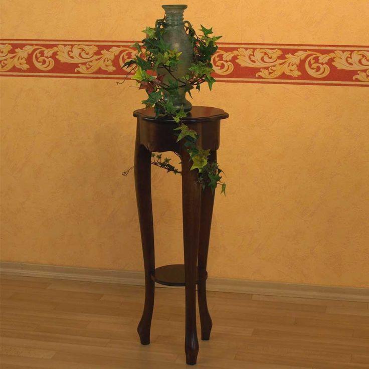 Die besten 25+ Blumenhocker Ideen auf Pinterest Inndoor-pflanzer - wohnzimmer orange braun