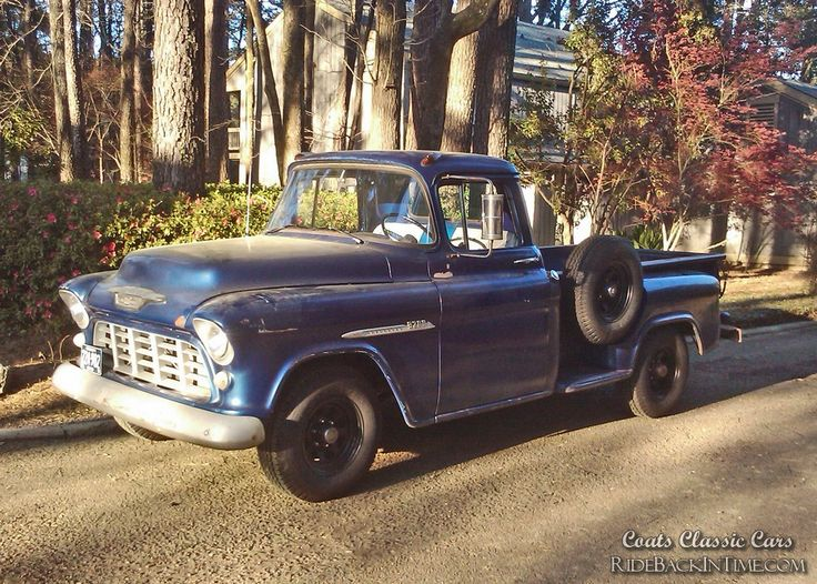 1955 chevrolet 3200 pickup vintage car for photo shoots weddings and special occasions from