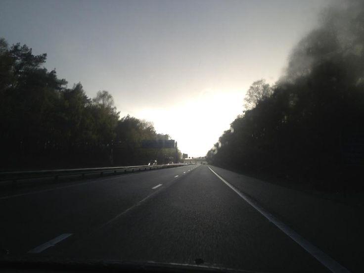 Onderweg naar Arnhem