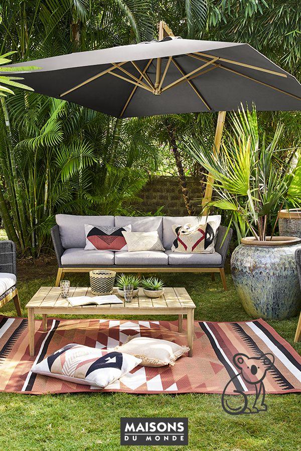 Balcon, terrasse, jardin : pour vos espaces extérieurs, inspirez ...