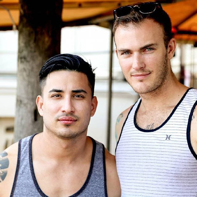 Who would you choose? If you're looking to hook up with #hotmen, log on to Squirt.org (click link on our profile). #hotguys #hotmen #gayboy #gaybro #gaypic #gayboi  Photo from Pride Studios.