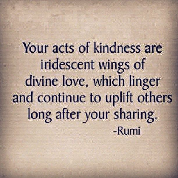 Your acts of kindness are iridescent wings of divine love, which linger and continue to uplift others long after your sharing. #quote #FlowConnection