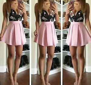 Pink-dress-chiffon