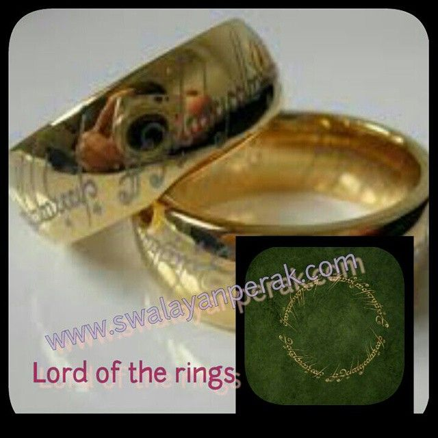 ring lord off the rings