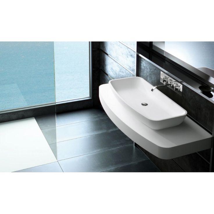 7 best Meubles de salle de bains images on Pinterest Bathroom - Meuble Vasque A Poser Salle De Bain