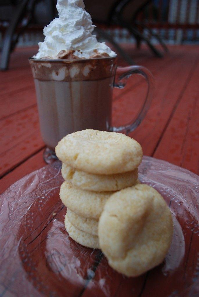 Soft Almond Cookies