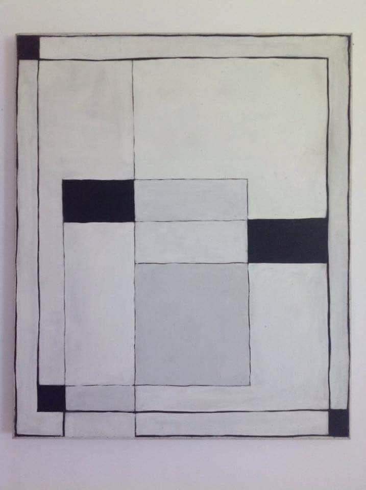 https://flic.kr/p/LRANUQ   Artur Herkt kompozycja abstrakcyjna 1997   Artur…