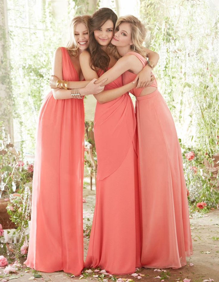 Bridesmaids and Special Occasion Dresses by Jim Hjelm Occasions - Spring 2014 Collection - JLM Couture
