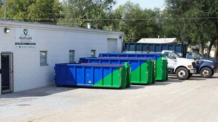 Heartland Recycling Services – your affordable, eco-friendly waste solutions company in Wichita, KS!  We offer professional waste reduction services including Appliance/Scrap Recycling, Yard Waste Removal, Construction Waste Disposal, Household/Office Junk Removal, Rental/Foreclosure Clean-up, Land Clearing, Demolition, and Roll-off Dumpster Rentals!   Visit our website for more details on all the Services we provide @ https://heartlandrecyclingservices.com/ #wastereduction