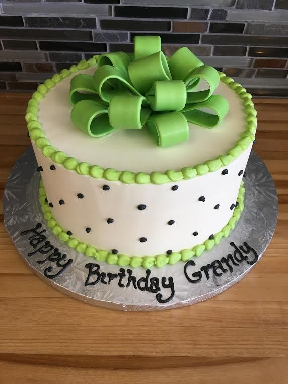 This was my dad's 84th birthday cake I had Simply Decadent make - was wonderful & turned out really cute!! 07/16