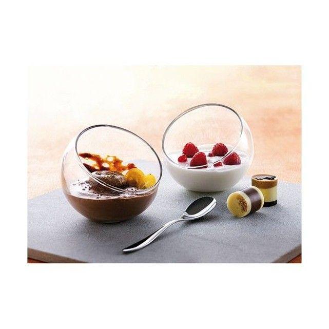 Verrine en verre 4 cl - Versatile vendu par 6 LUMINARC : prix 5 €  verrines de 4 cl pour surprendre vos convives. Savourez cet instant ! Les verrines sont en verre transparent et sont vendus par 6.