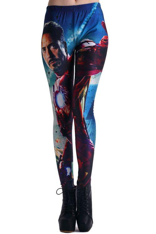 Winter 2013 trend | Funky leggings
