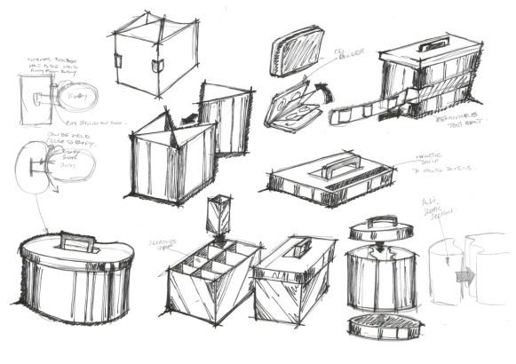 Sketch concepts