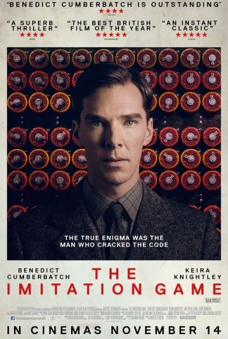 Benedict Cumberbatch stars in the suspenseful true story of wartime code-breaker Alan Turing.