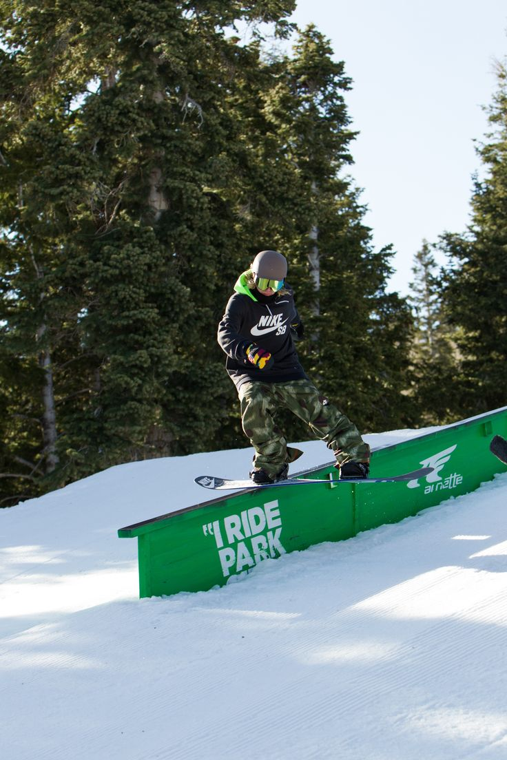 What's Sage Kotsenburg's Greatest? Shredding Utah's Parks And Pipes See  Sage's Story And #