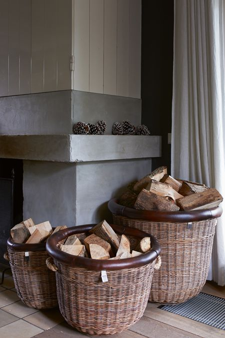 €599,00 Lily Pond Basket S/3 #living #interior #rivieramaison
