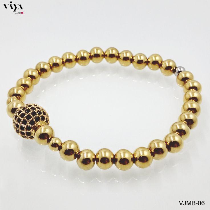 High Qulity White Elastic Bracelet For Men Watch Elastic Bead Bracelet Simple Style Bracelet Fit Watch Men's Bracelet  Best Gift
