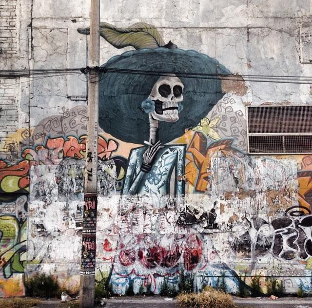 Take a virtual tour of Mexico City's best street art