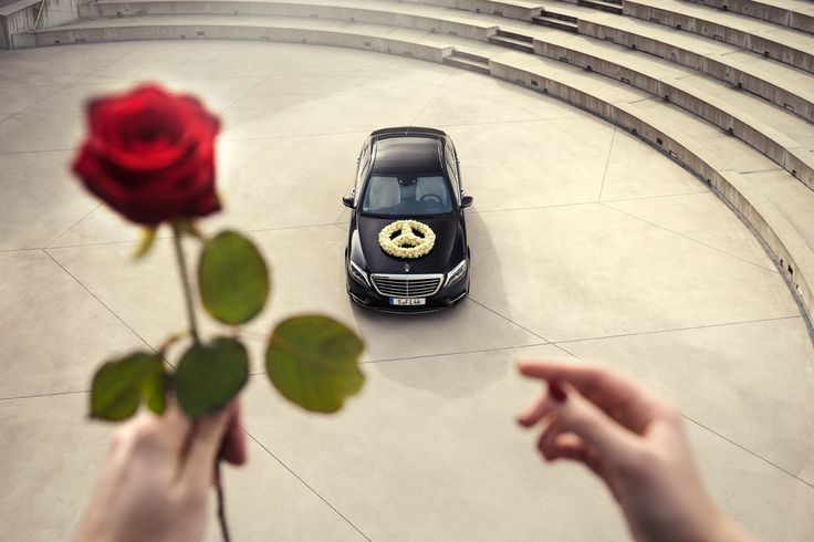 Charming You Just Need Some Flowers, Chocolate And A...   Mercedes Benz | Mercedes  Benz | Pinterest | Mercedes Benz And Benz