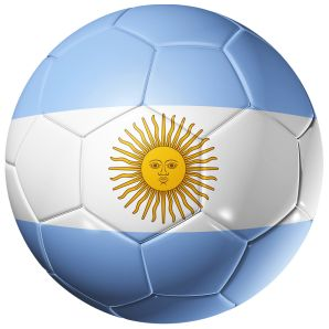 Argentina Football FlagFLAGS OF THE WORLD : More Pins Like This At FOSTERGINGER @ Pinterest