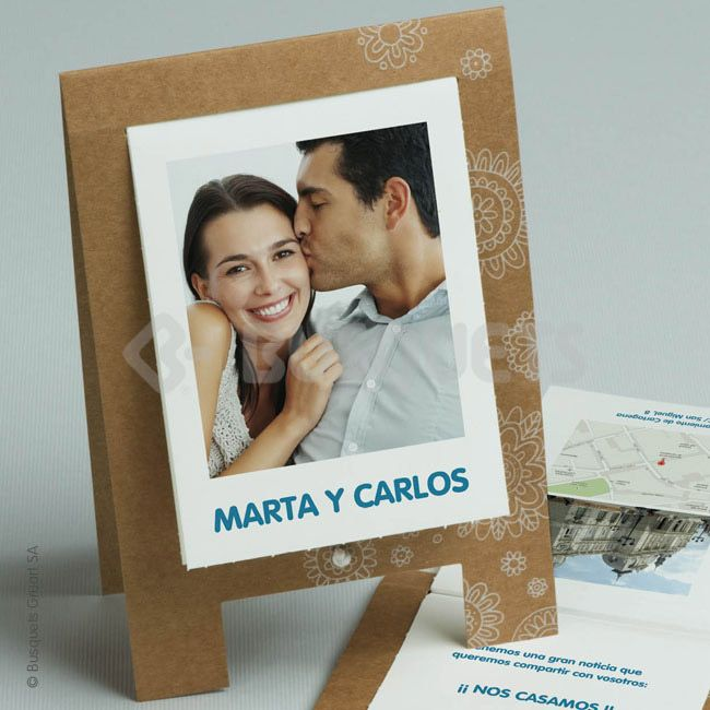 Partecipazioni matrimonio originali online economiche Busquets | Busquets partecipazione Partecipazioni matrimonio 3273418115Partecipazioni Matrimonio Busquets 18115