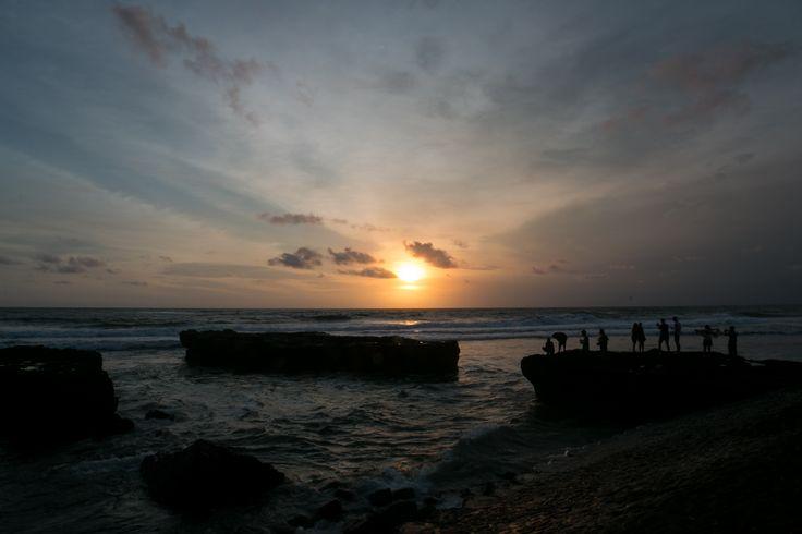 Echo Beach at Canggu, Bali
