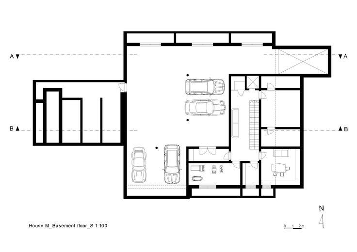 House M,Plan
