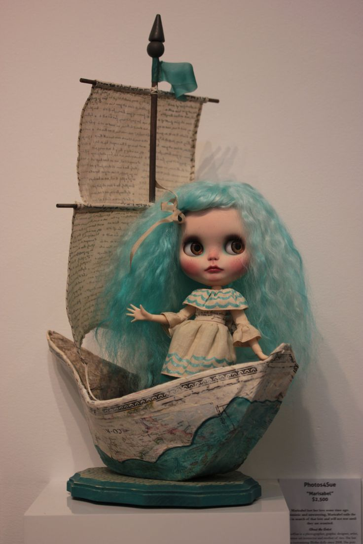 https://flic.kr/p/r8tCYk | Once Upon A Blythe Exhibition | Auguste Clown Gallery Melbourne 2015