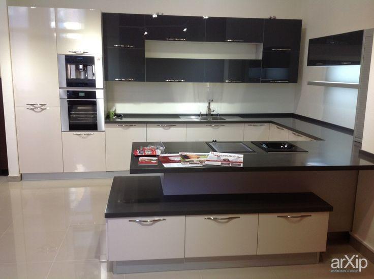 """Салон кухонь """"PlazaReal"""" в городе Белгород: интерьер, промышленный дизайн, кухня, магазин, супермаркет, современный, модернизм, 100 - 200 м2, хай-тек, мебель кухонная #interiordesign #industrialdesign #kitchen #cuisine #table #cookroom #shop #supermarket #modern #100_200m2 #hightech #furnitureforkitchen arXip.com"""