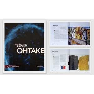TOMIE OHTAKE - Livro ricamente ilutrado. Foram quase seis décadas em que Tomie Ohtake se estabeleceu como uma das principais representantes do abstracionismo Informal. jp - 670g; 29x24 cm; 96 págs.; capa dura