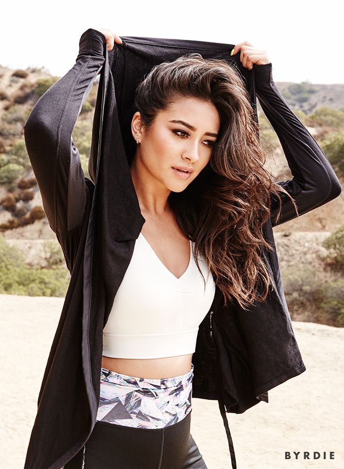 Shay Mitchell shares her secret to staying fit on-the-go