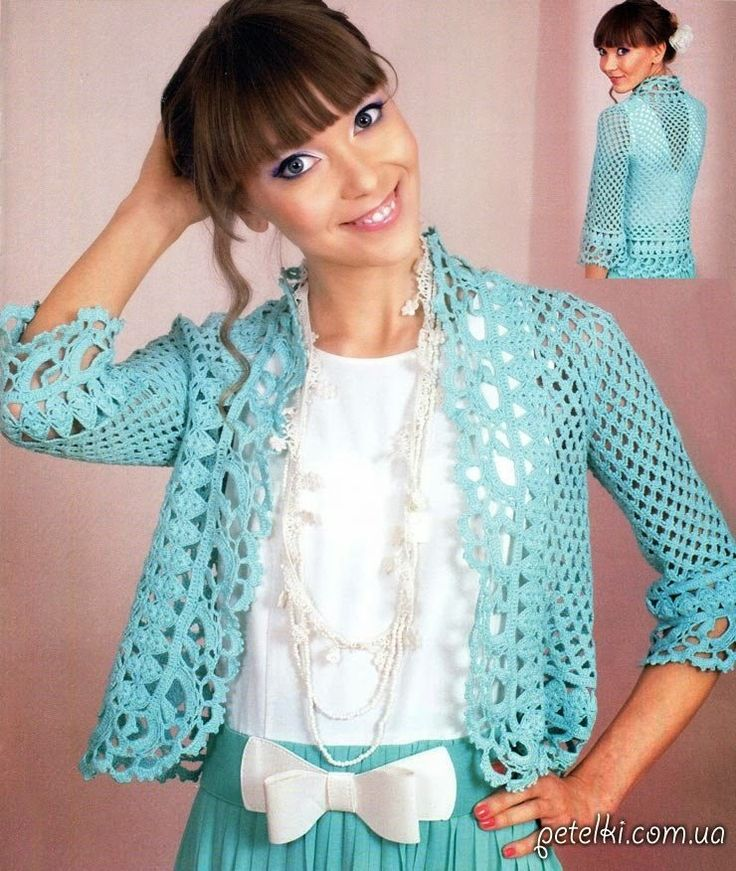 1524 best Boleros manga corta y larga. images on Pinterest | Jackets ...