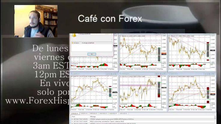 Forex con Café del 17 de Febrero del 2017