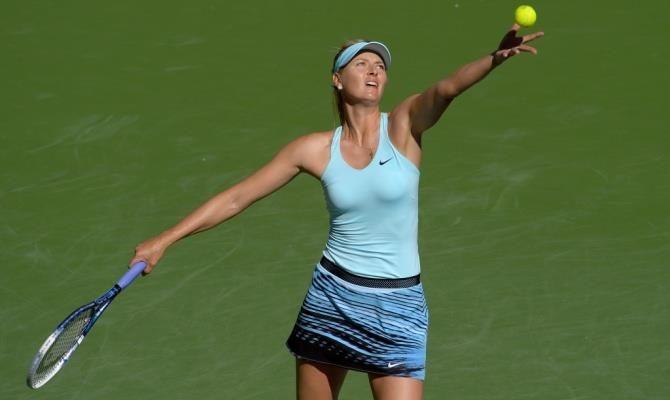 Теннис платье шарапова