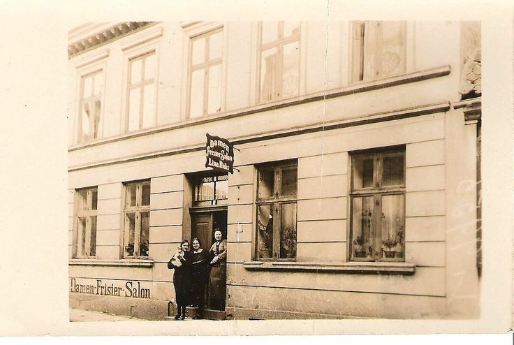 Postkarte AK Greifswald Frisier Salon Domstr. ? Mecklenburg Vorpommern   eBay