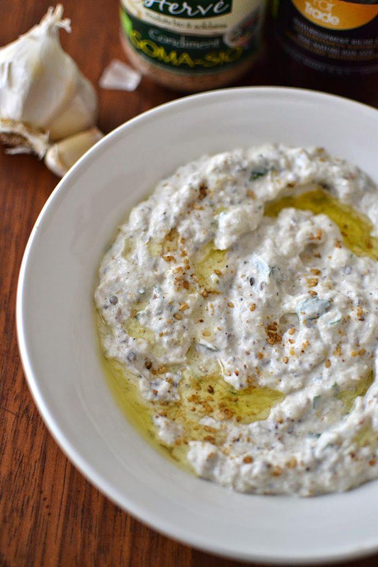 La Cuisine c'est simple: Simple comme un dip d'aubergine à la turque