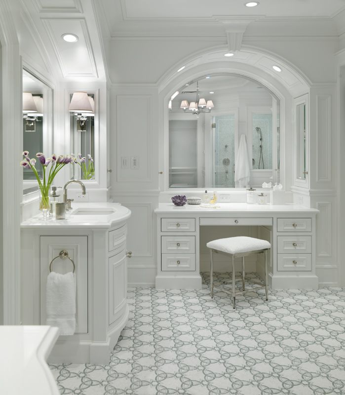 31 Beautiful Recessed Lighting Over Bathroom Vanity: 17 Best Ideas About Built In Vanity On Pinterest