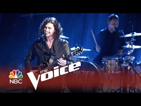 "▶ The Voice 2014 - Hozier: ""Take Me to Church"" - YouTube"