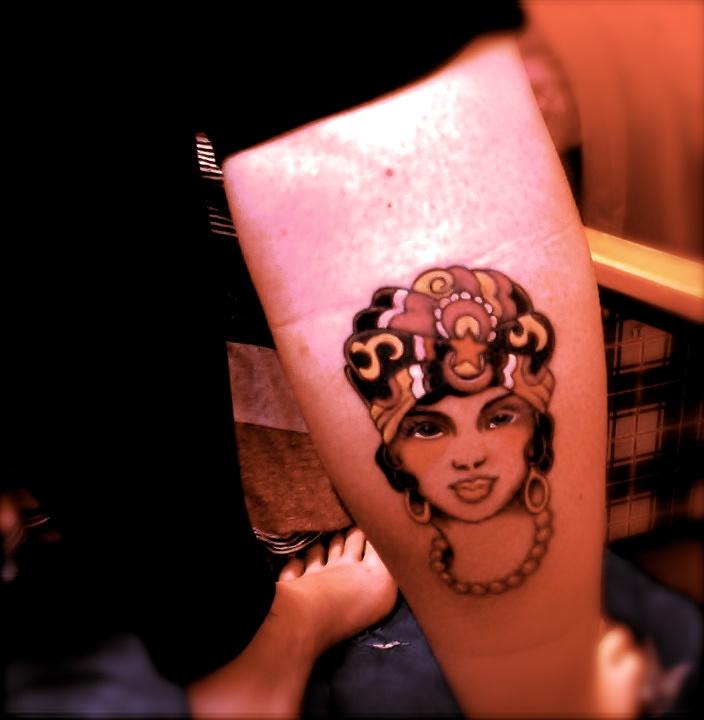 Best 25 gypsy girl tattoos ideas on pinterest gypsy for Sailor jerry gypsy tattoo