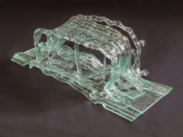 Universul de sticla -design si manufactura: Sculpturi din sticla