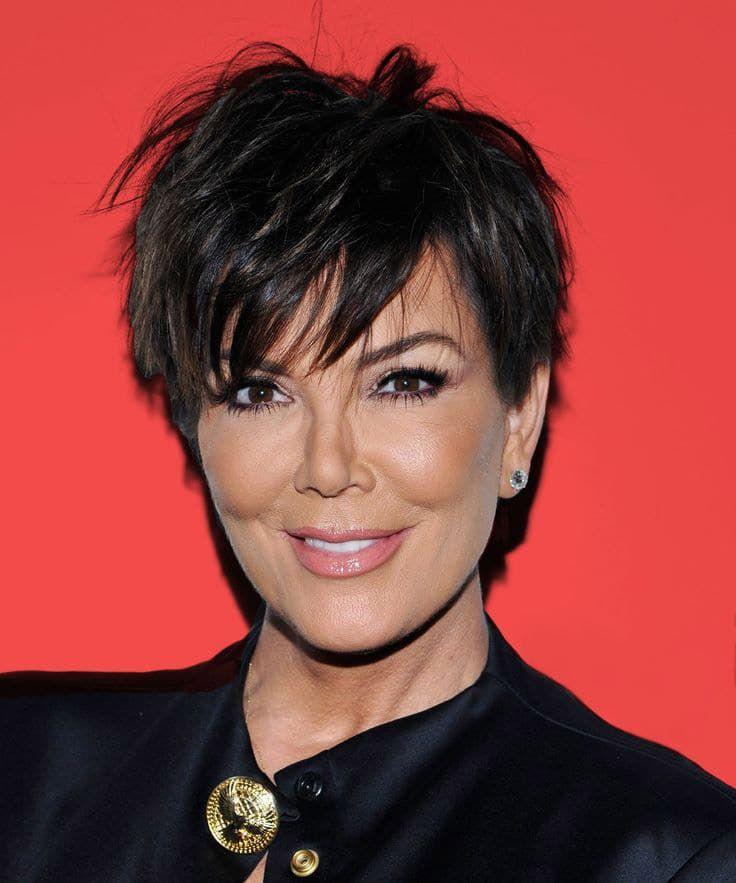 Top 22 Celebrities Short Hairstyles For Older Woman Stylendesigns Kris Jenner Hair Jenner Hair Kris Jenner Haircut